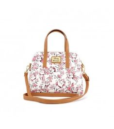 Loungefly x Marie Floral Bag