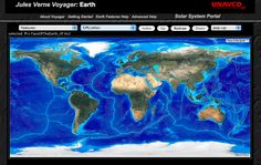 Jules Verne visualizer for geophysical data sets in map view  Try plotting earthquakes, motion vectors, strain rates and much much more.  The interface is unconventional so you will save a lot of time by watching the tutorial before starting.  Save command is in an odd place too.  You can save an image or save a file that remembers how to recreate the visualization.  http://jules.unavco.org/Voyager/Earth