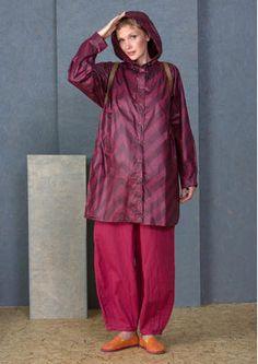"Raincoat ""Dunder"" Cotton 60100-36.jpg"
