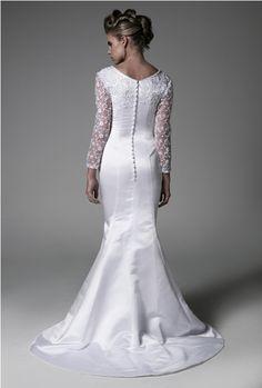 Westminster Modest Wedding Dress