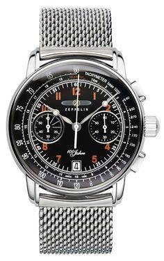 Zeppelin Armbanduhr  7674M-2 versandkostenfrei, 100 Tage Rückgabe, Tiefpreisgarantie, nur 299,00 EUR bei Uhren4You.de bestellen