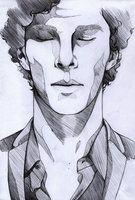 The lonely - Sherlock by Mi-caw-ber