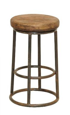Dennis Counter Stool - http://rustic-touch.com/dennis-counter-stool/