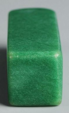 Chinese Green Stone Seal Chop