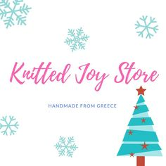 Handmade knitted toys by KnittedJoyStore Christmas Sale, Joy, Teddy Bears, Unique Jewelry, Handmade Gifts, Vintage, Kid Craft Gifts, Glee, Craft Gifts