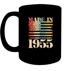 Made In Vintage Born In 1972 Retro Classic 45 Years Old Coffee Cups Mugs Birthday Cup, Coffee Gifts, 45 Years, 16 Year Old, Coffee Humor, Cool T Shirts, Coffee Cups, Mugs, Retro