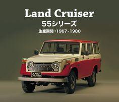 ランドクルーザー 55シリーズ