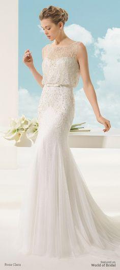 Soft by Rosa Clara 2016 Wedding Dress