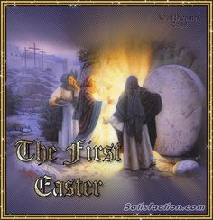 Melissas Homeschool Blog: The First Easter