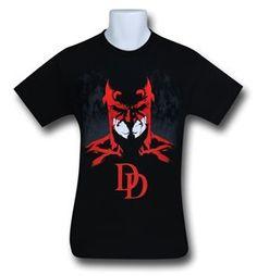 Daredevil Noir Black T-Shirt