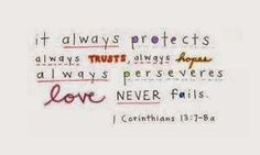 Inspiration and Faith: Perfect Love