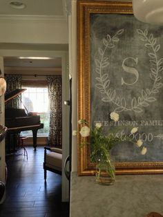 Holly Mathis Interiors: More on Stinson home