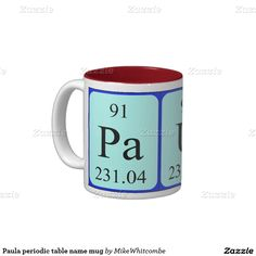 Physics and chemistry periodic table mug chemistry periodic table urtaz Image collections