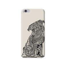 Polynesian Pug Apple iPhone 6 Case from Cyankart