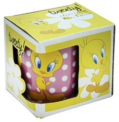 Looney Tunes Mini Tasse in Geschenkbox Looney Tunes, Shops, Mini, Toy Chest, Storage Chest, Trends, Winter, Home Decor, Seasons Of The Year