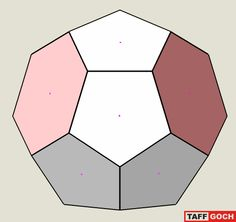 cardboard templates for polyhedrons - Google Search