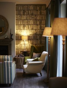 The Pig is a 26 bedroom country house in Brockenhurst - original, relaxed and sitting comfortably within its environment.