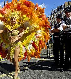 Notting Hill Carnival, London, UK