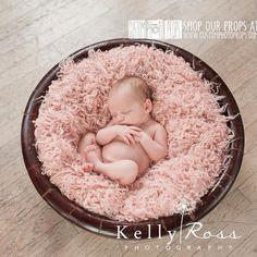 SuPeR SiZe Peony Pink Sheep Faux Flokati Fur Blanket Newborn Photo Props, Blanket - Photography Props, Fake Fur, Baby Props, Studio Flooring on Etsy, $92.00