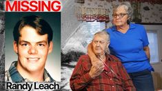 COLD CASE: Randy Leach Missing 32-Years from Linwood, Kansas Randy Wayne, Missing Persons, Cold Case, Go Fund Me, Height And Weight, Brown Hair, Kansas, Documentaries, Music Videos