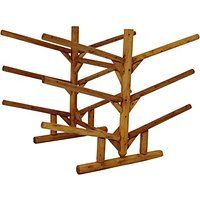 Stand - Up Paddleboard Rack!  #6place #rustic #kayak #sup