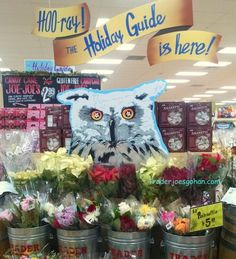 Trader Joe's Holiday in Houston