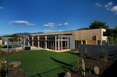 Ptunarra Child and Family Centre by Morrison & Breytenbach Architects / Sustainable Architecture Award / Photography by Ray Joyce