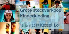 Grote Stockverkoop Kinderkleding 30graden -- Leuven -- 18/06