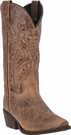 Laredo Boots Women's Cassie Cowgirl Boots - on sale & FREE shipping!