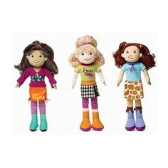 Groovy Girl dolls. These were the best!!!