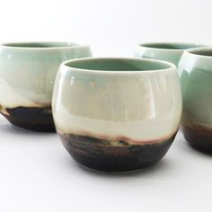 Image of set of 2 - porcelain tea bowl