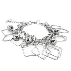 Silver bangle $5.50 included tax Paparazzi Accessories Julie Hendrix #14807