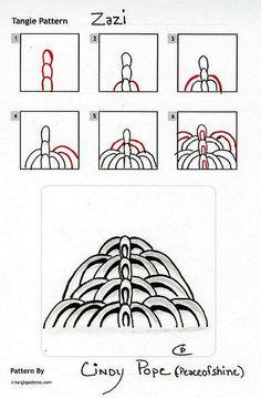 zazi pattern step-out