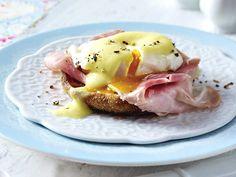 Frühstücksideen: Egg Benedict