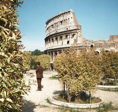 Rome, 1979. Photo by Luigi Ghirri