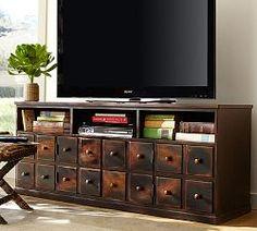 Media Furniture, Media Storage & Media Cabinets   Pottery Barn