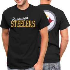 Pittsburgh Steelers Game Day T-shirt - Black