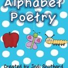 This packet includes a short, easy to read poem to go along with each letter of the alphabet.  Each letter includes a color and black and white ver...