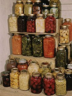 Canning foods you grew and harvested yourself is exciting and rewarding. After canning, you have rows of colorful jars lining your pantry ready to be enjoyed at any time. Just like any other food, however, home canned goods do not last forever. Use this guide to help you determine if your canned goods are safe… http://momprepares.com