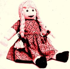 How to Make Old Fashioned Sock Dolls 727006: How to Make Personality Dolls - Old Fashion Sock Dolls - 1957 Vintage Excerpt from Instructions: These easy-to-follow directions show you how to create a cuddl character who'll be like no other doll in the world Custom-built unbreakable dolls, each with an expression and personality all her own (like those shown here) are fun to make and a delight to the little girl who receives one as a gift. And they're so easy to put together that pre-teen…