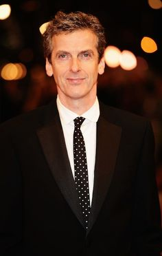 Who is Peter Capaldi, the new 'Doctor Who'?