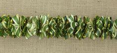Croton Leaf/Dracaena (Song of India) Lei