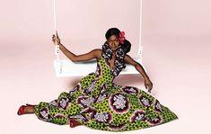 Vibrant African Couture: Vlisco Designer Textiles