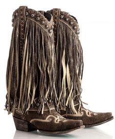Lane~ Double D Ranch boots