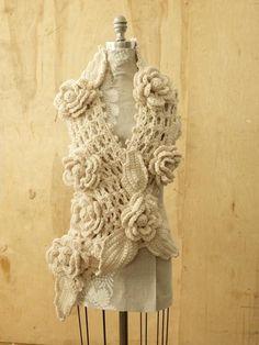Dublin Scarf (Crochet) – Lion Brand Yarn