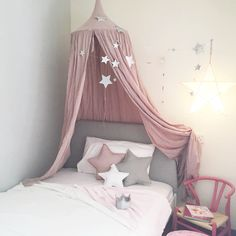 Grey and pink pastel room. With Número74 goodness. Annie Sloan Paris Grey walls. Styled by Hong Henwood