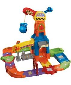 VTech Toot-Toot Drivers Construction Site.