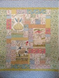 The Sweet Life Kit inlcudes all fabrics for the quilt top and bi   Medium-Sized & Lap Quilts   Quilt Kits   Fiberworks Online Quilt Shop