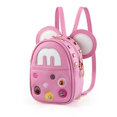 20aa912a36 NEW Cute Cartoon Children s Backpack Lovely Pink School Bags For Girls  Pre-school Kindergarten Bag