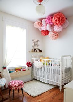 Clover's nursery from Issue 2 (October 2012) of Covet Garden magazine. Photographed by Jodi Pudge. #CovetGarden #KidsSpaces covetgarden.com